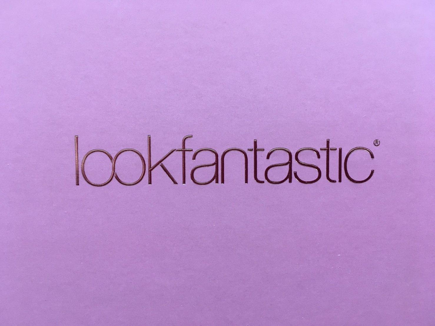 lookfantastic Beauty Box 2019年2月分レビュー