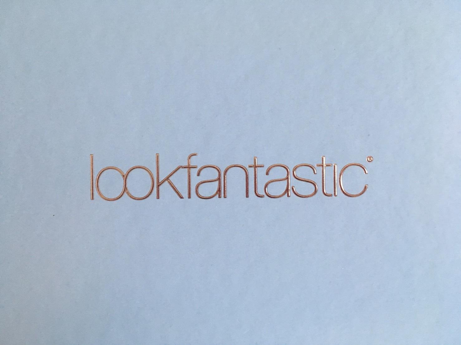 lookfantastic Beauty Box 2019年1月分レビュー